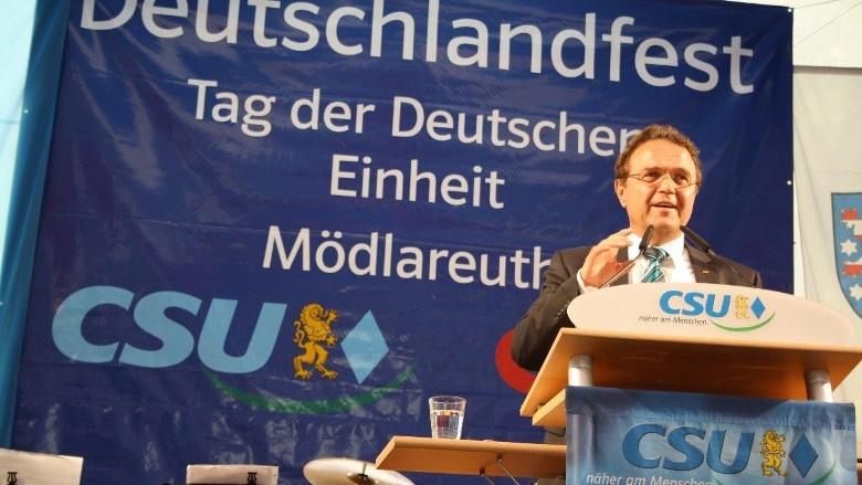 Deutschlandfest Mödlareuth 2016