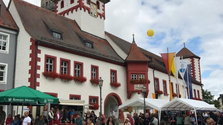 Tag 1 Altstadtfest in Marktredwitz