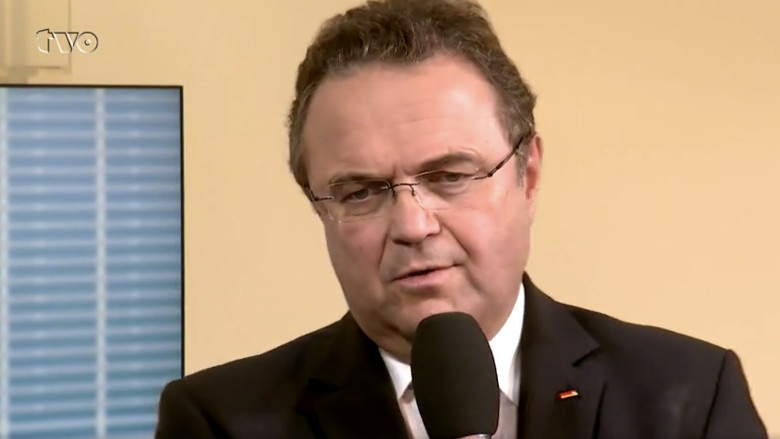 Landtagswahl 2018: Statement von Hans-Peter Friedrich