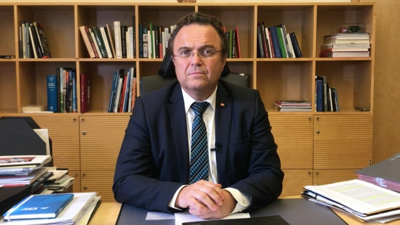 Statement von Dr. Hans-Peter Friedrich zum Bundeshaushalt 2020