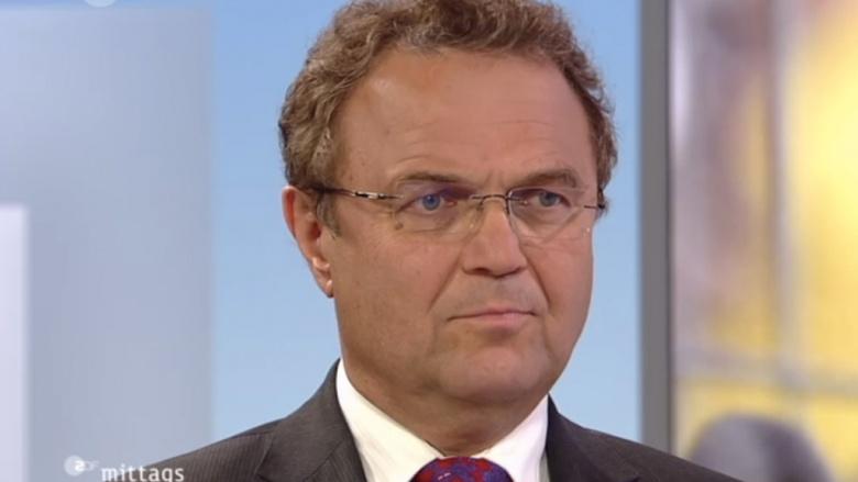 Hans-Peter Friedrich Interview mit dem ZDF-Mittagsmagazin