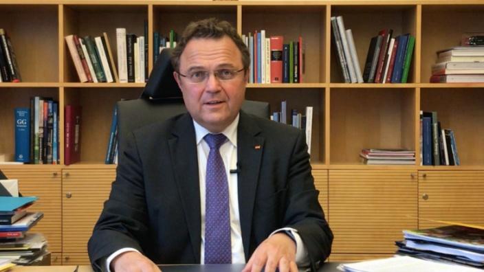 Kommentarvon Hans-Peter Friedrich, MdB zum Thema Wohnen