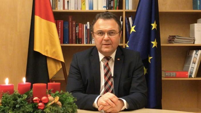 Videokommentar von Hans-Peter Friedrich zur letzten Sitzungswoche 2018