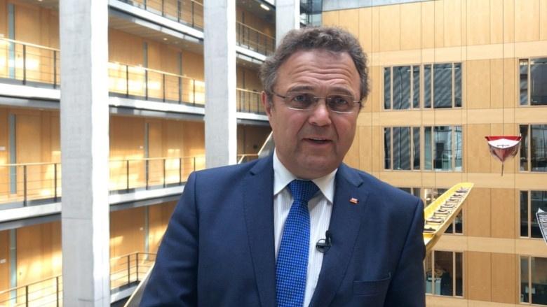 Hans-Peter Friedrich: Kommentar zur sozialen Marktwirtschaft