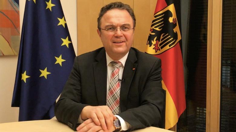 Dr. Hans-Peter Friedrich zum Jahreswirtschaftsbericht 2019