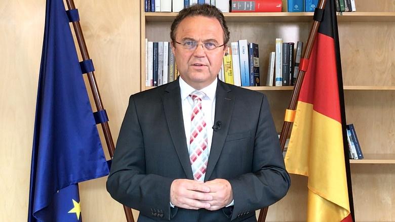 Hans-Peter Friedrich zum Konjunkturpaket