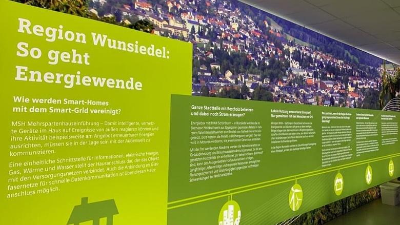 Impressionen aus dem Wahlkreis, Landkreis Wunsiedel i. Fichtelgebirge ist Modellregion für das Thema Smart City