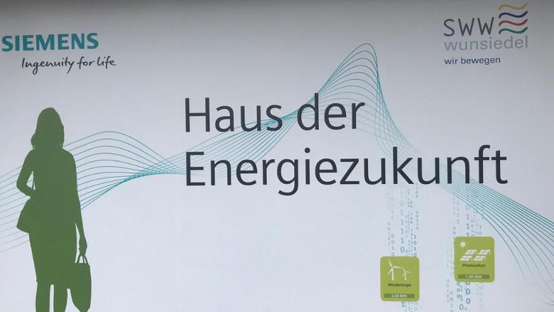Auf dem Weg zur Energiewende in der Region