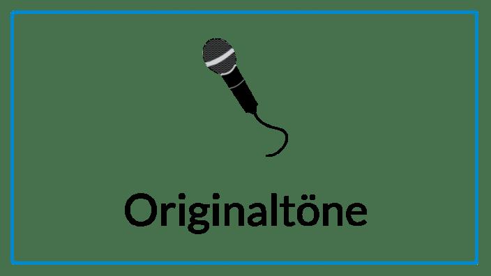 Originaltöne