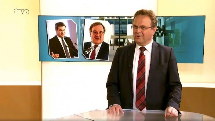 Dr. Hans-Peter Friedrich im Interview mit TVO am 12.04.2021