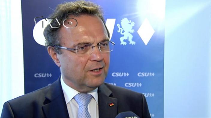 Hans-Peter Friedrich im Interview mit TV Oberfranken