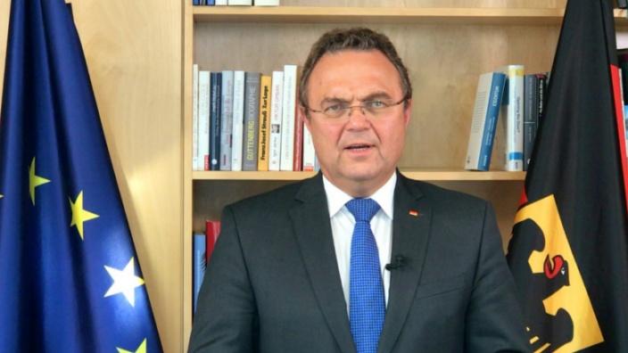 Dr. Hans-Peter Friedrich zum Bundeshaushalt 2021