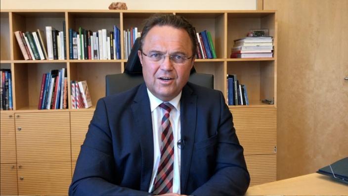 Hans-Peter Friedrich zum SPD-Debakel