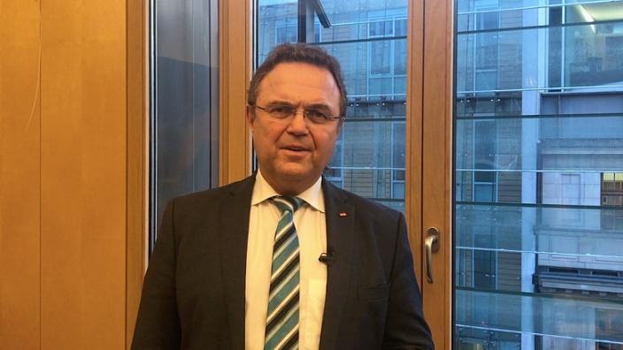 Hans-Peter Friedrich zum Thema Klima schützen