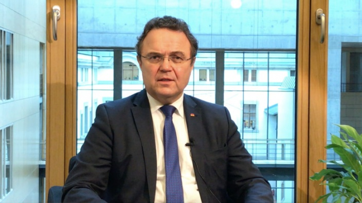 Hans-Peter Friedrich im Videokommentar zum Them: Nach der Brexit Abstimmung