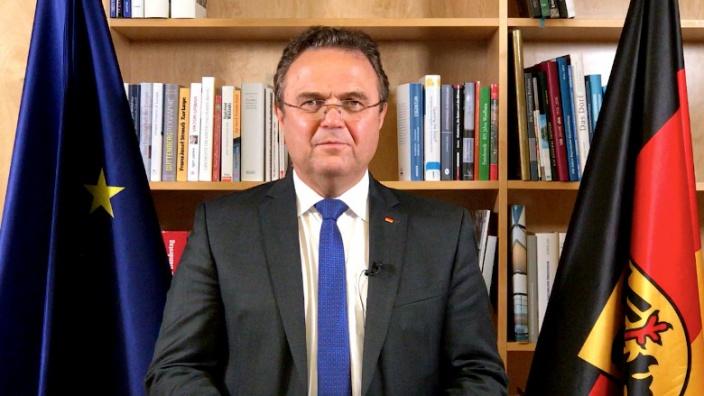 Dr. Hans-Peter Friedrich am 18.11.2020