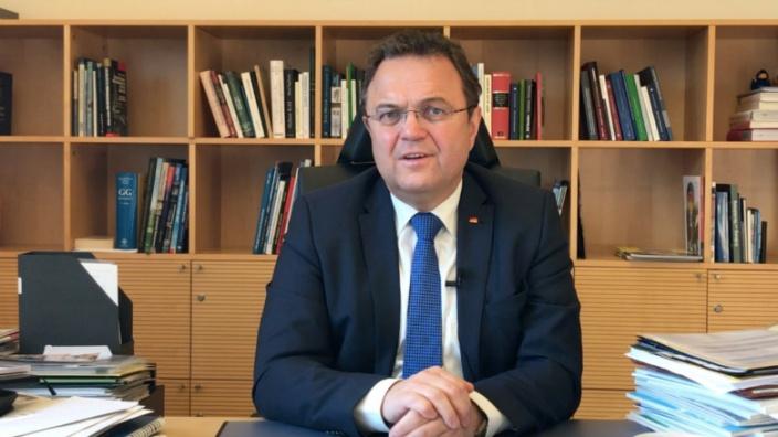 Kommentar von Hans-Peter Friedrich zum UN-Migrationspakt.