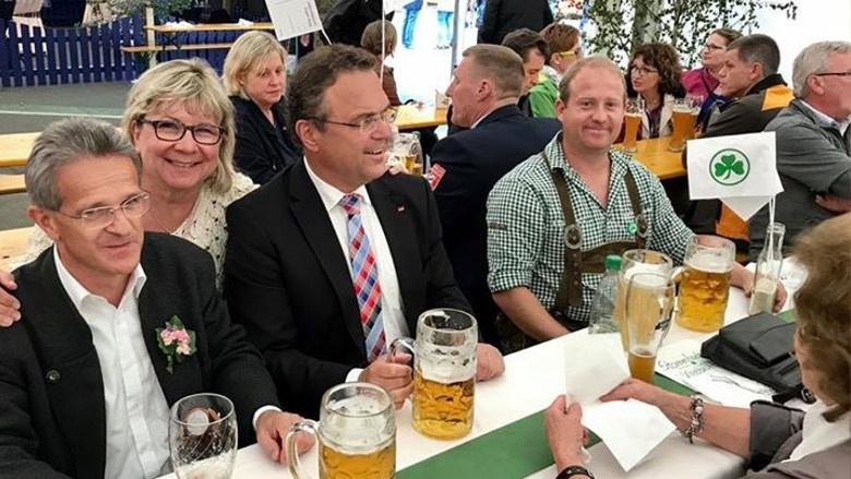 Wiesenfest in Stammbach