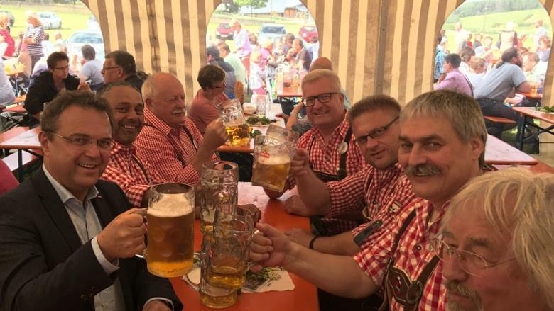 Wiesenfest in Thierstein
